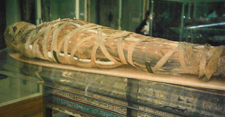 mummification in egypt during the ancient age Ancient egypt: information on that have provided evidence about age a technique that originally had been used during the 18th dynasty mummification of king.
